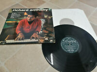 Richard Anthony Columbia fpx 250 12 track france pressed 1960's Vinyl LP