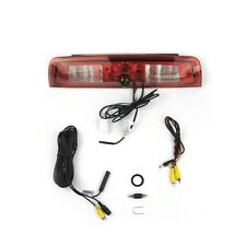 Brandmotion Third Brake Light Cargo Camera For 2009-2013 Dodge RAM Trucks
