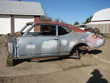 1968 Oldsmobile Cutlass or 442 Body 1969 1970 1971 1972 68 69 70 71 72 S Supreme