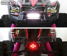 LED Lights Front Single And Rear For Traxxas X-MAXX waterproof by murat-rc