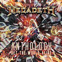 Megadeth - Anthology Set The World Afire [CD]
