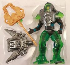 Superman Animated Show LEX LUTHOR w/ Kryptonite Armor & Launcher 100% Complete