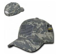Rapid Dominance Embroidered Operator Flag Baseball Cap Hat Color Choice T76-USA