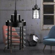 Retro Industrial Ceiling Light Antique Flush Mount Pendant Light Fixture Decro