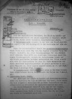OKW - Diverse Berichte Norwegen-Dänemark-Europa-Balkan von 1942 - 1944