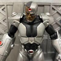 "DC Comics Justice League Direct Flashpoint Cyborg 6"" Inch Action Figure"