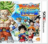 USED Nintendo 3DS Dragon Ball Fusion's 04696 JAPAN IMPORT