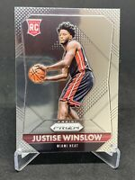 📈Invest 2015-2016 Panini Prizm Justise Winslow RC #336🔥Heat🔥Grizzlies