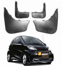 4pcs Mud Flap Flaps Splash Guard Mudguards For 2008-2015 Mercedes Benz Smart New