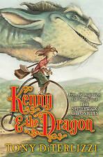 Kenny and the Dragon, Tony DiTerlizzi, New Book