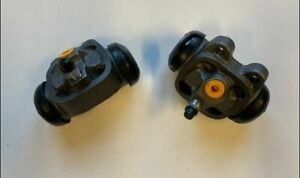 Wheel cylinder SET 2 cylinders Chrysler Dodgealso Plymouth Desoto 1956-1959 REAR
