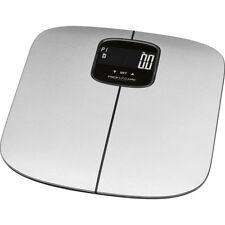 Bascula de baño digital analisis corporal 7 funciones 180Kg memoria 10 usuario