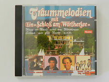CD Traummelodien mit Ein Schloß am Wörthersee Roy Black Peter Kraus etc