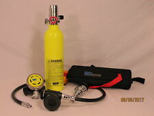 H2Odyssey Extra Air Source System w/ Military Spec. U.S. Divers Micra Regulator!