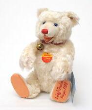 """Steiff Teddy Baby """"Whitey"""" Teddy Bear 1998 Festival Giengen - 29cm - 655340"""