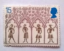 Great Britain stamps - Art Depicting Four Figures - FREE P & P
