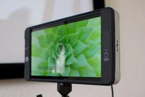 """SmallHD 702 Lite HD-SDI/HDMI 7"""" on-camera monitor"""