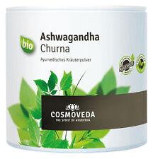 Bio Ashwagandha Churna, 100 G Gemischt von Cosmoveda