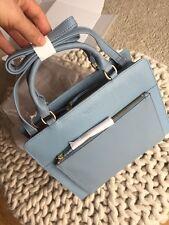 Radley Clerkenwell Woman's Handbag In Dusky Blue