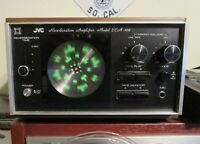 JVC EAC-102 QUAD REVERBERATION AMPLIFIER – ADD YOUR VOICE LIKE A PRO