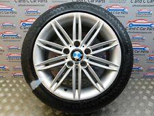 "BMW 1 Series 17"" Rear Alloy Style 207 7.5J Accelera Tyre 5mm E81 E87 8036938 136"