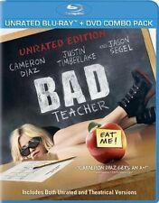 17 AGAIN + BAD TEACHER + KNOCKED UP * BLU-RAY * DVD