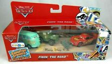 Disney Pixar Cars Fixin The Road Sarge Mcqueen W/Shovel Gift Pack Diecast Toy