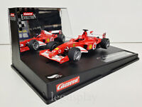 "Slot Car Scalextric Carrera Evolution 25706 Ferrari F2002 V10 "" N 1"""