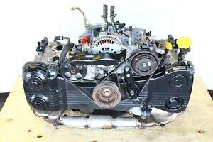 2002-2005 Subaru Impreza WRX Engine Motor 2.0L Turbo EJ205 EJ206 JDM NON AVCS
