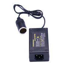 60W Vehicle Power Inverters 110V AC to 12V DC Car Cigarette Lighter Converter