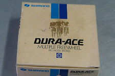 SHIMANO DURA ACE 6sp Free Wheel 13/18t ENGLISH Thread BX1a