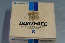 SHIMANO DURA ACE 6sp Free Wheel 13/18t ENGLISH Thread BX1a