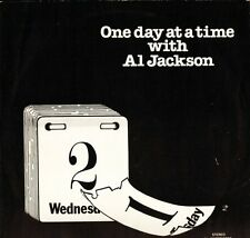 AL JACKSON one day at a time AJ02 A1/B1 1st press uk aljack 1978 LP PS VG+/EX