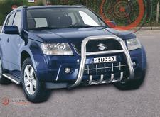 Frontbügel / Frontschutzbügel 60mm mit Unterfahrschutz für Suzuki Grand Vitara