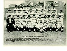 1935 CHICAGO CUBS  8X10 TEAM PHOTO NL CHAMPIONS  BASEBALL HACK HOF MLB
