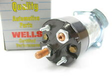 Wells SS304 Starter Solenoid Switch