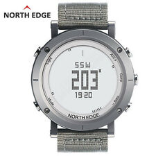 NORTH EDGE Sport Digital Smartwatch Water Resistant Pedometer Weather X77