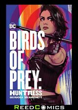 BIRDS OF PREY HUNTRESS GRAPHIC NOVEL New Paperback Collects 6 Part Series