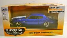 1970 '70 CHEVY CHEVELLE SS BIGTIME MUSCLE FRESH RIDE 1:32 DIECAST JADA 2016
