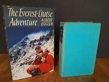 2 x Everest books (The Ascent of Everest & The Everest-Lhotse Adventure) (3D71)