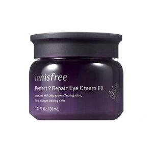 [INNISFREE] Perfect 9 Repair Eye Cream EX (2019) - 30ml