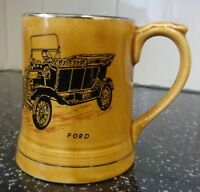 Ford Model T 'Tin Lizzie' Veteran Cars 1 (no 2) 11cm Wade pottery 3.5 inches tal