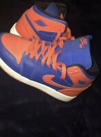 Air Jordan 1 Retro High OG NY Knicks Kids Youth Size 7Y 575441-417 Rare