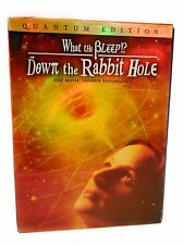 What the Bleep!? Down the Rabbit Hole (DVD, 2006, 3-Disc Set, Dual Side)