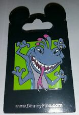 Disney Wdw Villain Randall From Monsters Inc Open Edition Pin