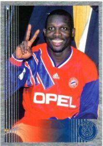 PANINI 2021 Paris Saint-Germain 50 ans - PSG #71 BAYERN MUNICH - PSG 0-1 G. WEAH
