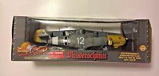 LARGE 1:18 21st Century Toys Ultimate Soldier German WWII Messerschmitt BF 109