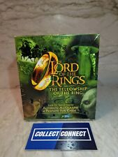 2001 The Lord of the Rings Fellowship of the Ring FACTORY SEALED BOX