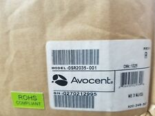 Avocent DSR2035 32 Port KVM Over IP Console Switch with Rails NEW