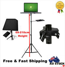 New Adjustable 69-210cm Height Laptop Computer Tripod Stand Projector Holder